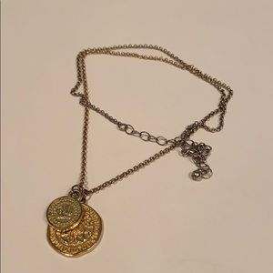 Coin necklace!